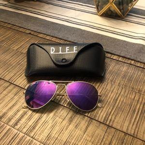 DIFF X Jojo Sunglasses